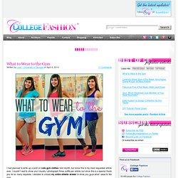 College Fashion - Tips, trends and style for students. | Page 2
