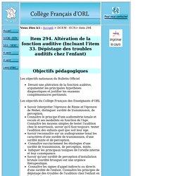 Collège Français d'ORL et CCF