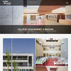 Collège Jean MONNETà Broons