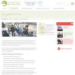 Le cycle 12-15 ans - Ecole et Collège Montessori Les Pouces Verts