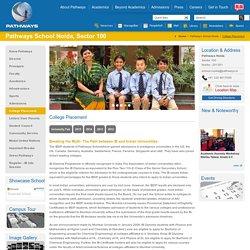Best IB Schools in Noida