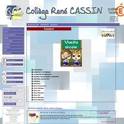 [Collège René Cassin] Espagnol