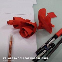 EPI OPERA Collège Robespierre – Un site utilisant Acablog