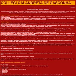Collègi Calandreta de Gasconha
