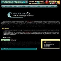Coller des vidéos DivX et Avi avec Virtualdub