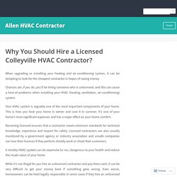 Colleyville HVAC Contractor