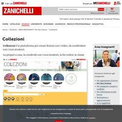 Collezioni - Zanichelli