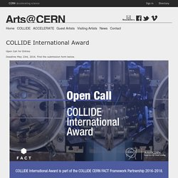 COLLIDE International Award