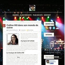Colline Hill est un artiste promue par Akamumic
