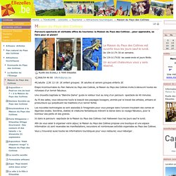 Maison du Pays des Collines — Ellezelles Coeur des Collines -Bienvenue sur le site officiel de la commune d'Ellezelles