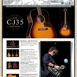 Collings | Custom Handmade Acoustic Guitars, Electrics, Mandolins