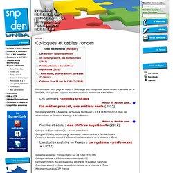 Personnel de direction site et forum SNPDEN