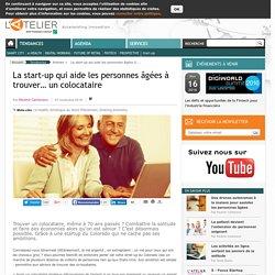 La start-up qui aide les personnes âgées à trouver… un colocataire - 07/11/16