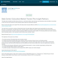 Data Center Colocation Market Trends