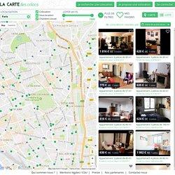 Colocations à Paris-20e-arrondissement