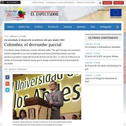 Colombia: el derrumbe parcial