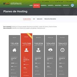 Hosting Colombia - WinkHosting.com - Wink Networks Ltda.