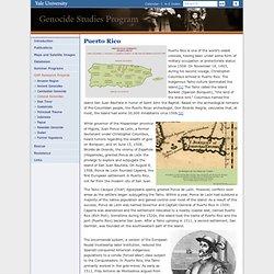 Genocide Studies Program