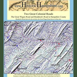 Colonial Roads of Hampshire County