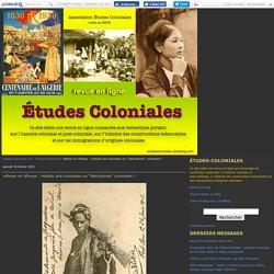 """ethnies en Afrique : réalités pré-coloniales ou """"fabrications"""" coloniales ?"""