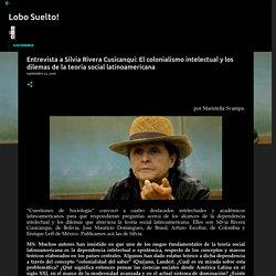 El colonialismo intelectual y los dilemas de la teoría social latinoamericana