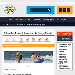 colonie surf ado en aquitaine