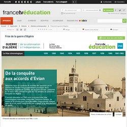 Guerre d'Algérie : de la colonisation à l'indépendance - francetv é