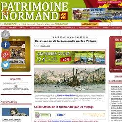 La colonisation de la Normandie par les Vikings