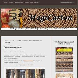 Cardboard Columns (French)