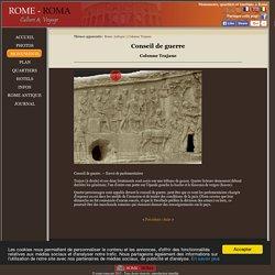 Colonne Trajane 2A - Conseil de guerre
