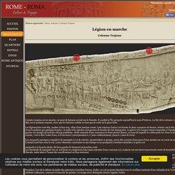 Colonne Trajane 1D - La légion en marche