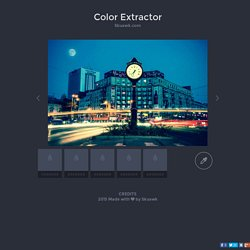 Color Extractor
