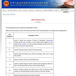 "<font color=""#FF0000"">About Chinese Visa</font>"