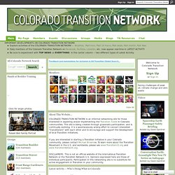 Transition Colorado