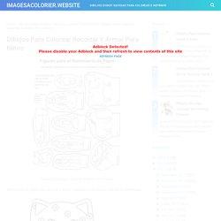 Dibujos Para Colorear Recortar Y Armar Para Ninos - imagesacolorier.website