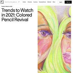 Colored Pencil Revival