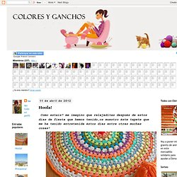colors and hooks: Hoola!