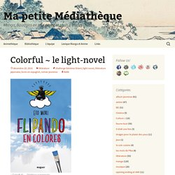 Colorful ~ le light-novel