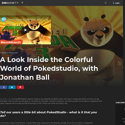 A Look Inside the Colorful World of Pokedstudio, with Jonathan Ball - article