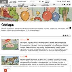 Gallica - Coloriages