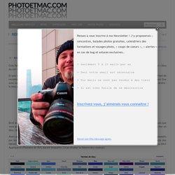 Réparez la colorimétrie défaillante (?) de vos... Nikon - photoetmac.com