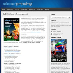 DVD PDF/X und Colormanagement › Cleverprinting