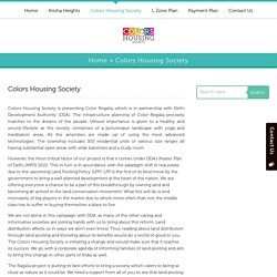 Colors Housing Society