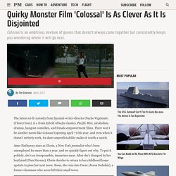 Colossal Review — Anne Hathaway in Monster Movie Colossal