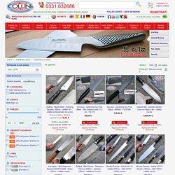 coltelli orientali, coltello giapponese, santoku, vendita