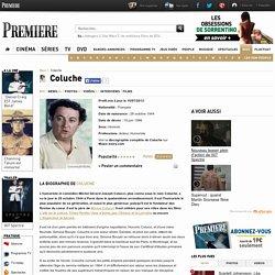 Coluche - News & actus people sur Premiere