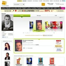 Coluche : biographie et tous les livres, CD, disques, vinyles - Fnac.com, DVD & Blu-ray