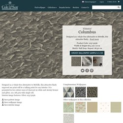 Columbus 103/13056 - Whimsical - Cole & Son
