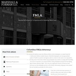 FMLA Attorney Columbus