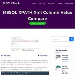 MSSQL Management Service